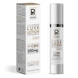 Ultra Hydrating Luxe Lotion + 100mg CBD