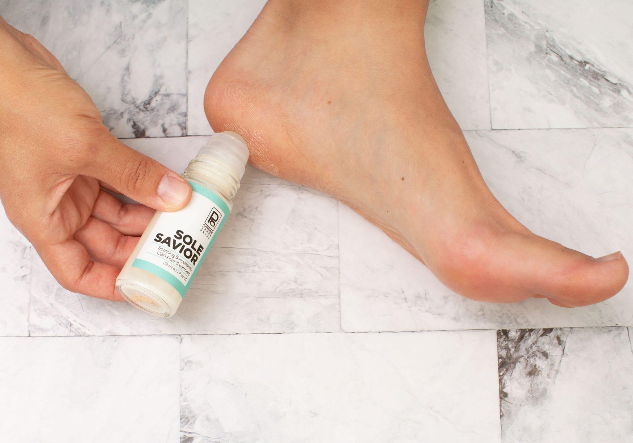 Sole Savior Foot Cream