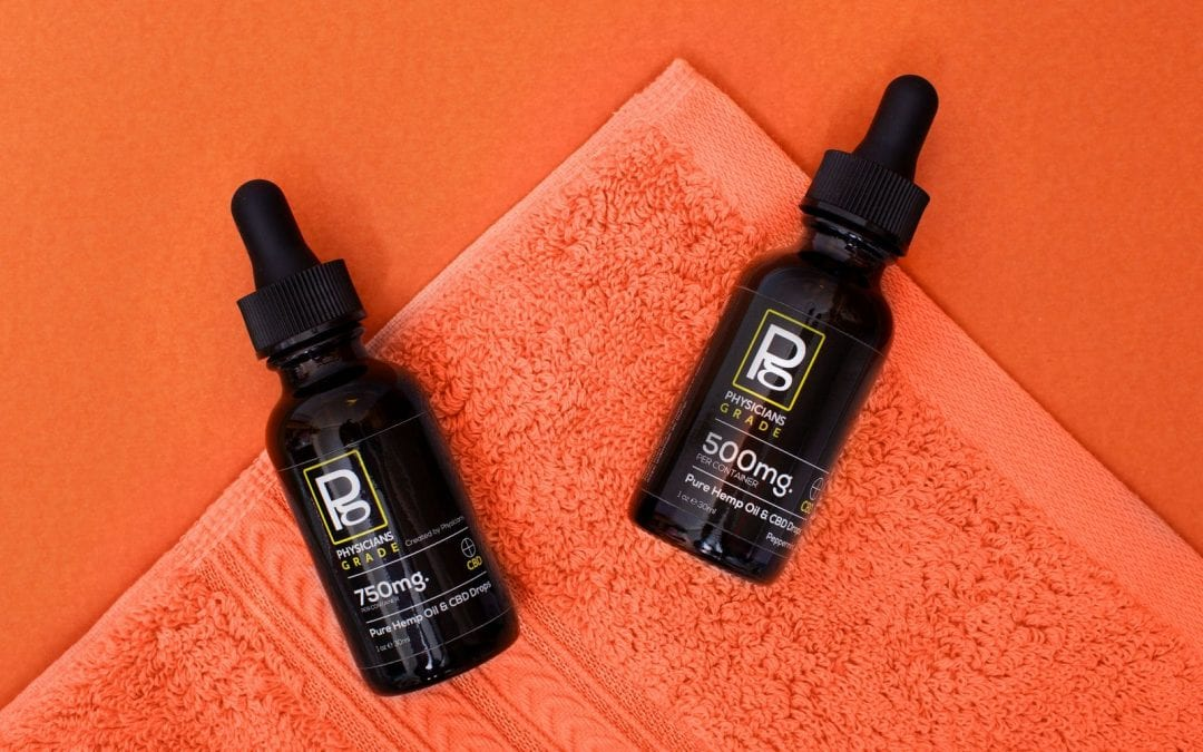 How CBD Oil Can Help Reduce That Stress You've Been Feeling
