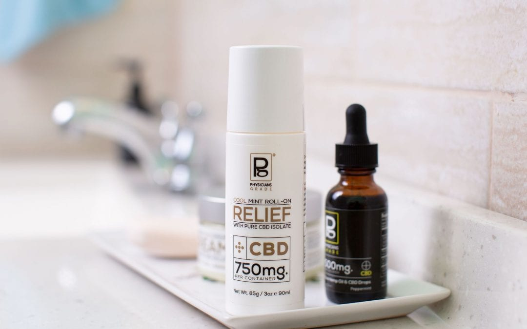 Four Reasons to Try CBD