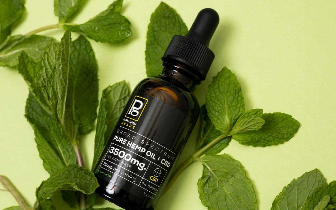 Your New Fav: Mint Tinctures