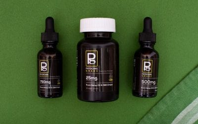 What is Better CBD Tinctures or Capsules?